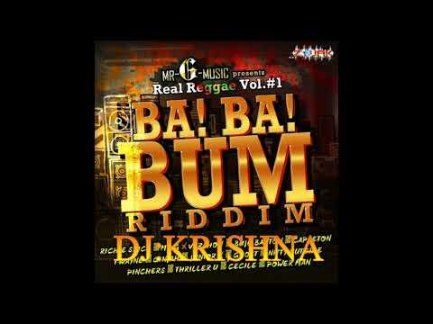 Ba Ba Bum Riddim Instrumental 2017!!!