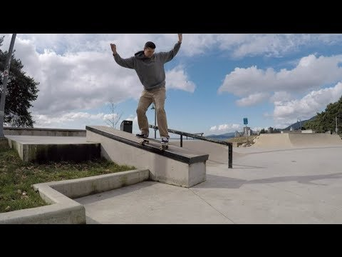 How to Backside 50-50