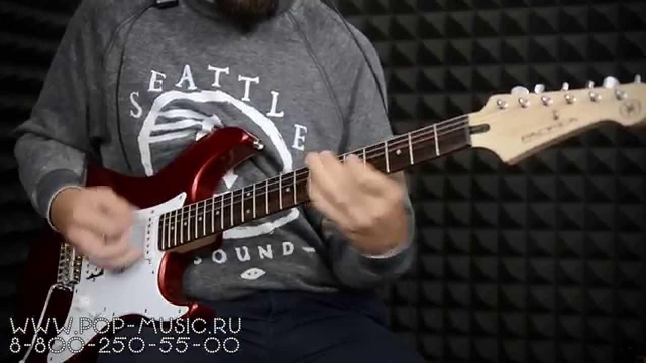 Yamaha Pacifica-012 Red Metallic