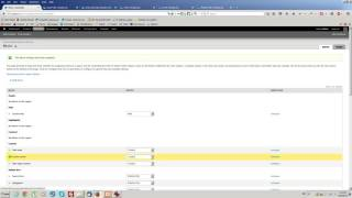 Друпал 7 - Модул QuickTabs