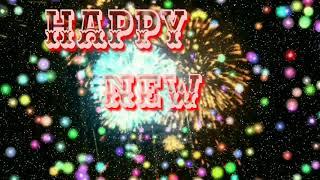 Whatsapp status💖2018💖Happy New Year💖 happy new year 2018 new year