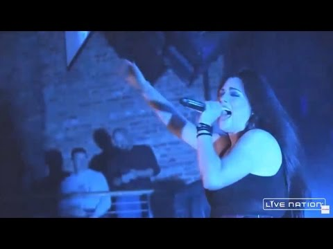Evanescence - Disappear (Live Fall US Tour/2016)