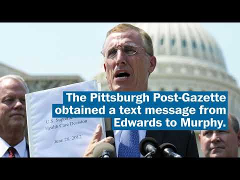 Rep. Tim Murphy resigns amid personal scandal