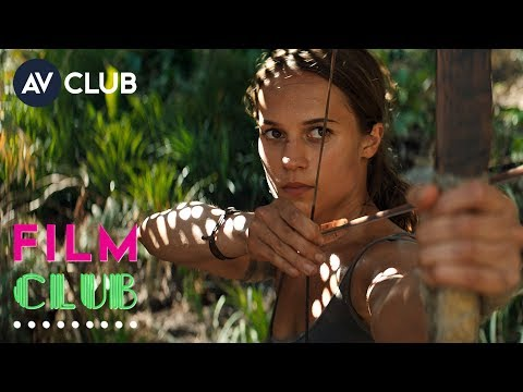 Tomb Raider | Discussion & Review | Film Club