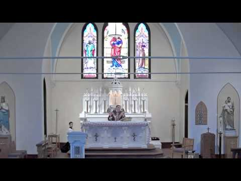 Daily Mass for March 13, 2013