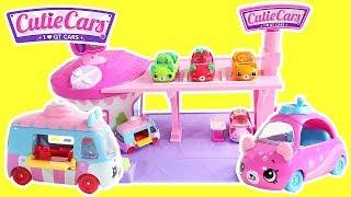 Shopkins Cutie Cars & Drive Thru Diner
