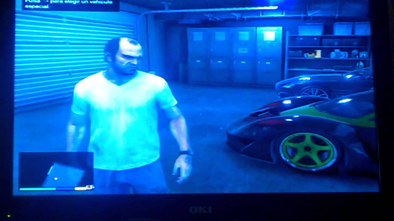 Como Conseguir Los Coches Especiales En Gta 5 Youtube