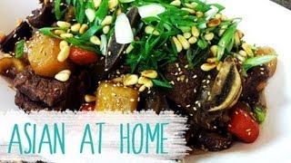 Beef Recipes : Galbi Jjim (korean Braised Beef Short Ribs) : Korean Food : Asian At Home