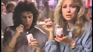 1987 Teri Garr Yoplait Yogurt Commercial