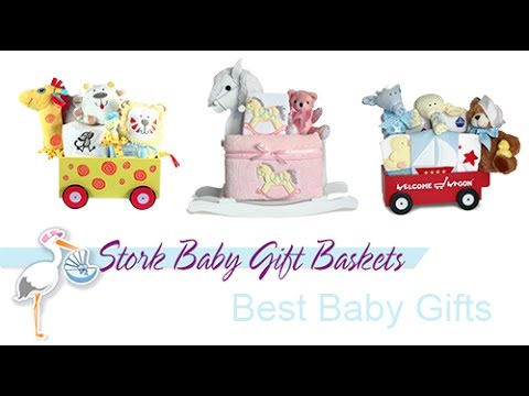 Baby Gift Baskets - Ideas Baby Gift Baskets