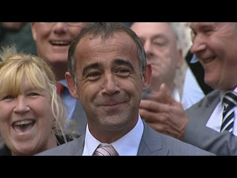 "Michael Le Vell ""delighted"" at being cleared of child sex offences"