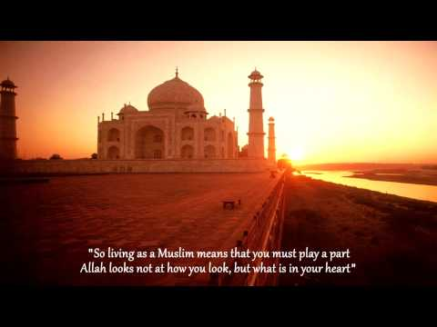 Heart of a Muslim   Zain Bhikha ᴴᴰ With Lyrics