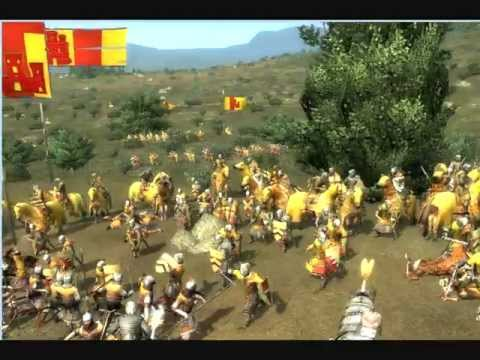The Battle of Alarcos 1195 - (Spain vs Almohads)