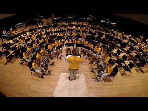 University of Maryland Summer Youth Music Camp