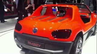 Volkswagen Buggy UP Concept 2011 Videos