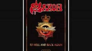 Saxon To Hell and Back Again Sweden Rock 2008