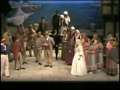 Ruddigore - Scenes from Act 1