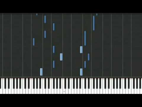 Raiko  A  Piano tutorial 100%  Synthesia + midi + Sheet Music
