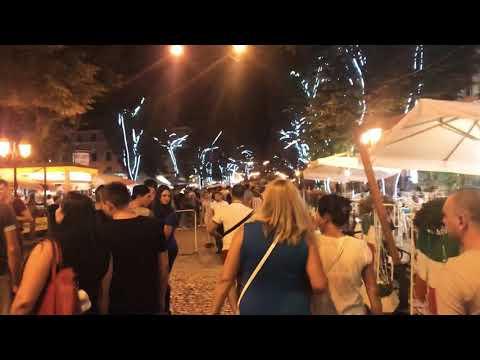 Odesaa , ukraine, weekend night life