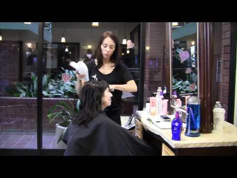 Hair Salon Seeing Cuts In Revenue