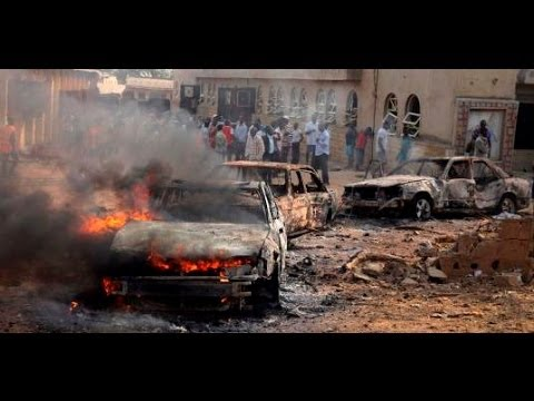 BREAKING NEWS Car Bomb Explodes in Northern Nigerian City- Many Feared Killed Or Injured
