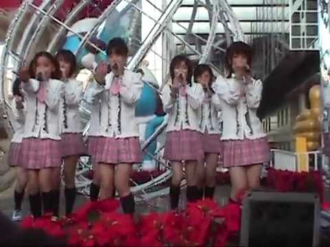 2005/12/30 スカート、ひらり AKB48 HOT☆FANTASY ODAIBA(フジテレビ)