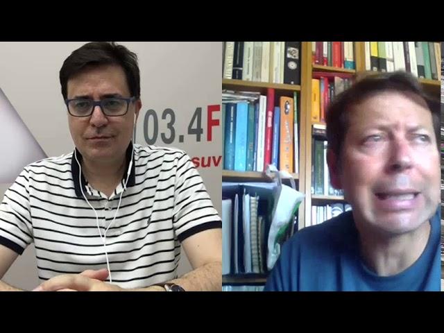 Entrevista Dtor Instituto Vinalopó de #Novelda 2020