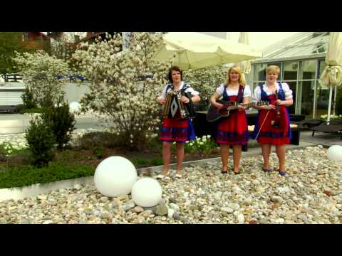 Fingerl Flitzer - Drei Madeln aus dem Bayerwald