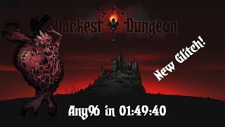 [World Record] Any% in 1:49:40 | Darkest Dungeon Speedrun [PB]