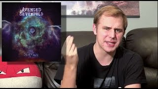 Avenged Sevenfold - The Stage - Album Review