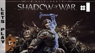 Shadow Of War Middle Earth - Let