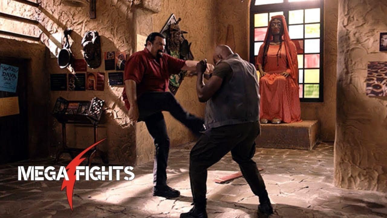Download China Salesman | Mike Tyson vs Steven Seagal | Great Fight Scene HD