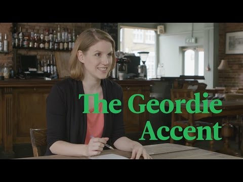 School Of British Accents – GEORDIE