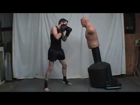Каратэ, кикбоксинг, удары ногами