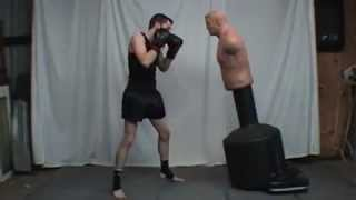 Каратэ, кикбоксинг, удары ногами(Семпл ударной техники ног., 2012-07-24T14:16:23.000Z)