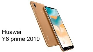 Best Smartphone Huawei Y6 Prime 2019 hand Review