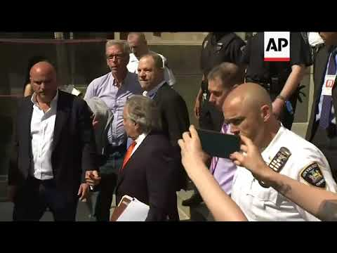 Download Harvey Weinstein indicted on rape and criminal sex act charges in Manhattan