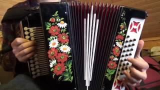 Приходите в мой дом | Видеоурок игры на гармони