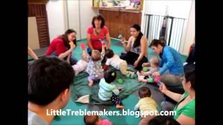 Babies Develop Fine Motor Skills Through Baby-Safe Instruments