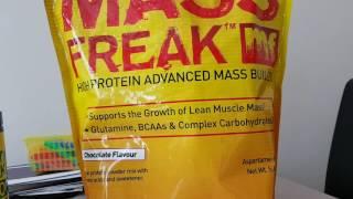 PharmaFreak - Mass Freak Review - @AndroSupplements