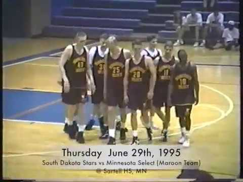MN Select Maroon Boys Basketball Team vs South Dakota Stars Boys Basketball   Thursday June 29th, 19