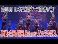 日本高校ダンス部選手権 近畿中国四国Bブロック ビッグクラス 全国大会出場校