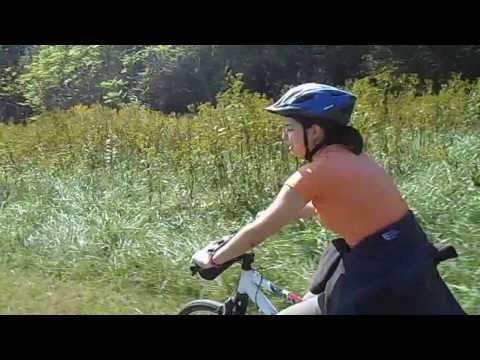 Biking the Virginia Creeper Trail | The Girl and Globe