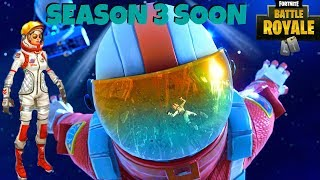 "Fortnite: ""Season 3 Prep"" - Fortnite ""Season 3: Battle Pass"" Update soon (290+ Wins)"