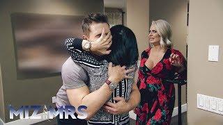 Marjo invites son-in-law The Miz to a baby care class: Miz & Mrs. Bonus Clip, July 31, 2018