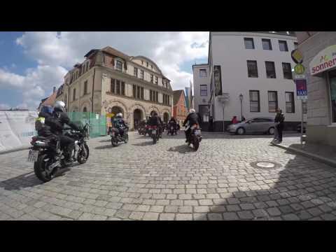 "Sternfahrt 2017 Oberfrankenbiker "" The Real Ones """