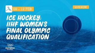 RE-LIVE Ice Hockey | Denmark vs Switzerland | IIHF Women