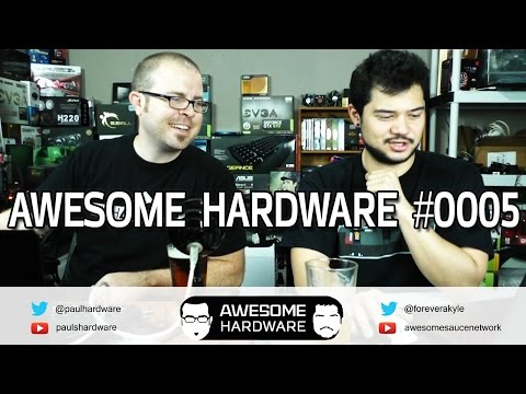 Awesome Hardware #0005B - X99 mITX, Titan X Revealed, Synthetic vs Real World Benchmarks