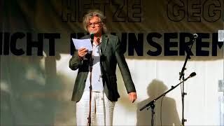 Rede von Lühr Henken: Kundgebung - Hetze gegen Russland – Nicht in unserem Namen! Berlin 22.6.18