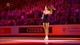 Carolina Kostner - Closing Gala - 2012 World Figure Skating Championships in Nice